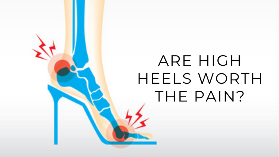 Are High Heels Worth The Pain?