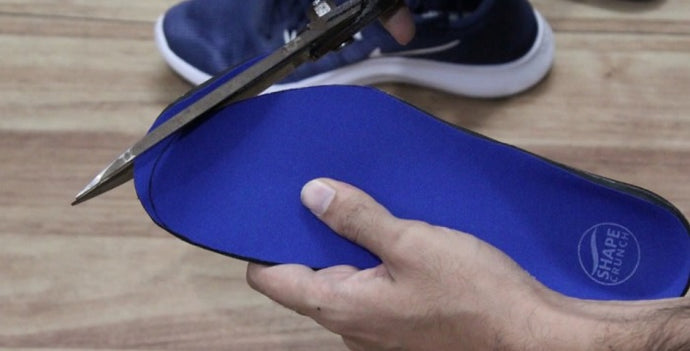 How to Trim your Orthotics