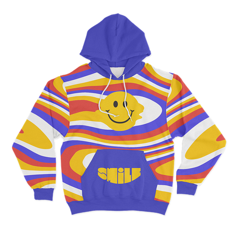 All Over Smile Hoodie