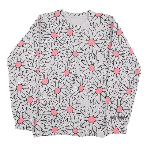 Cover Me In Daisies Sweatshirt