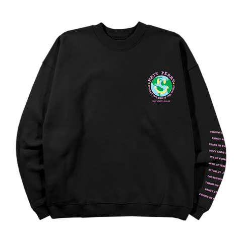 Not The End of The World Crewneck Sweatshirt + Digital Album