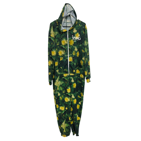 Daisies Onesie + Forthcoming Digital Album