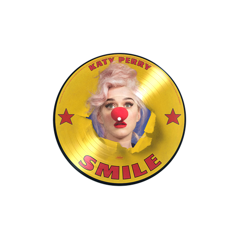 Smile D2C Exclusive Picture Disc Vinyl