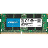 Micron 16GB (1x 16GB) CL15 DDR4-2133 PC4-17000 1.2V 260-pin SODIMM RAM Module