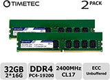 Hynix 2GB (1x 2GB) CL13 DDR3-1866 PC3-14900 1.5V ECC 240-pin EUDIMM RAM Module