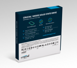 "Crucial MX500 1TB 2.5"" 7mm SATA III Internal SSD (with 7mm to 9.5mm spacer)"