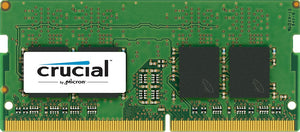 Crucial 8GB (1x 8GB) CL15 DDR4-2133 PC4-17000 1.2V 260-pin SODIMM RAM Module