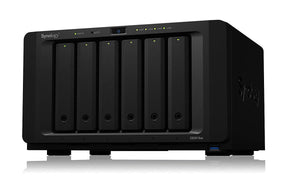 Synology DiskStation DS3018xs 6-Bay 3.5' Diskless 4 x GbE/10GbE support NAS (Scalable) (ENT)