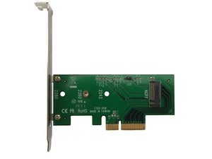 Lycom M.2 PCIe SSD to PCIe 3.0 x4 HHHL adapter