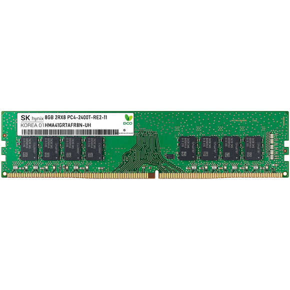 Hynix 8GB (1x 8GB) CL17 DDR4-2400 PC4-19200 1.2V ECC Registered 288-pin RDIMM RAM Module