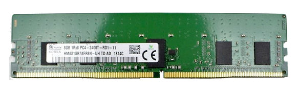 Hynix 8GB (1x 8GB) DDR4-2400 PC4-19200 1.2V DR x8 ECC Registered 288-pin RDIMM RAM Module