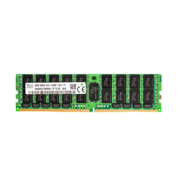 Hynix 32GB (1x 32GB) CL15 DDR4-2133 PC4-17000 1.2V ECC Load Reduced 288-pin LRDIMM RAM Module