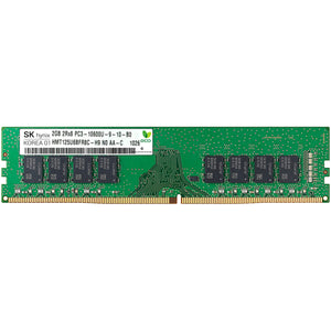 Hynix 2GB (1x 2GB) CL7 DDR3-1066 PC3-8500 1.5V 240-pin UDIMM RAM Module