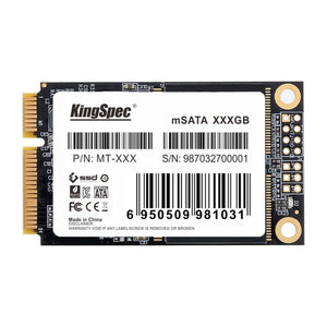 Kingspec 1TB 50mm mSATA Internal SSD