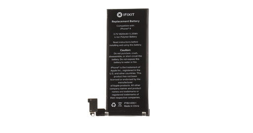 iFixit iPhone 4 Replacement Battery with Fix Kit