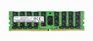 Samsung 32GB (1x 32GB) DDR4-2400 PC4-19200 1.2V DR x4 ECC Load Reduced 288-pin LRDIMM RAM Module