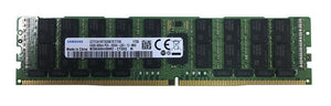 Samsung 64GB (1x 64GB) DDR4-2666 PC4-21300 1.2V QR x4 ECC Load Reduced 288-pin LRDIMM RAM Module