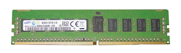 Samsung 8GB (1x 8GB) CL15 DDR4-2133 PC4-17000 1.2V ECC Registered 288-pin RDIMM RAM Module