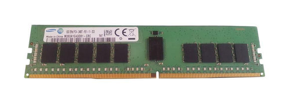 Samsung 8GB (1x 8GB) DDR4-2400 PC4-19200 1.2V DR x8 ECC Registered 288-pin RDIMM RAM Module