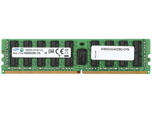 Samsung 16GB (1x 16GB) DDR4-2133 PC4-17000 1.2V DR x4 ECC Registered 288-pin RDIMM RAM Module