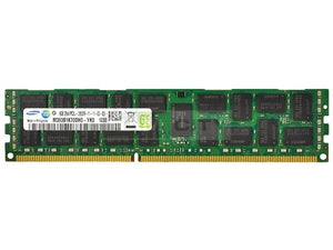Samsung 8GB (1x 8GB) DDR3L-1600 PC3L-12800 1.35V / 1.5V DR x8 ECC Registered 240-pin RDIMM RAM Module