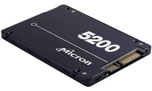 "Micron 5200 ECO 480GB 2.5"" SATA TCG Enabled Enterprise Solid State Drive in Bulk - Target Workloads & Read-Intensive Applications"