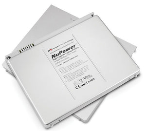 "NewerTech 60Wh Replacement Battery for MacBookPro 15"" Non-Unibody Early-2006 through Early-2008"