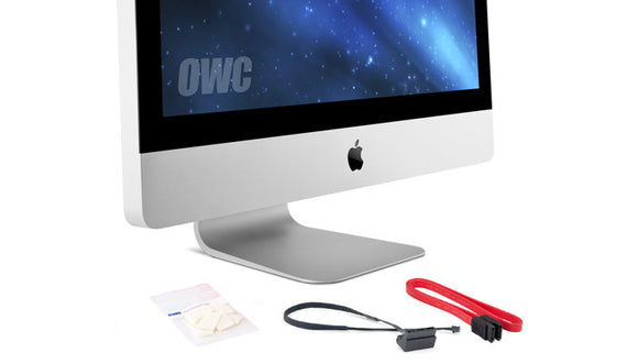 OWC Internal SSD DIY Kit for All Apple 21.5-inch iMac 2011 Models (no tools)