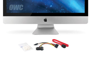 OWC Internal SSD DIY Kit for All Apple 27-inch iMac 2010 Models (no tools)