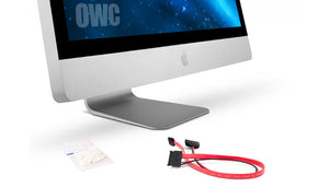 OWC Internal SSD DIY Kit for All Apple 27-inch iMac 2011 Models (no tools)