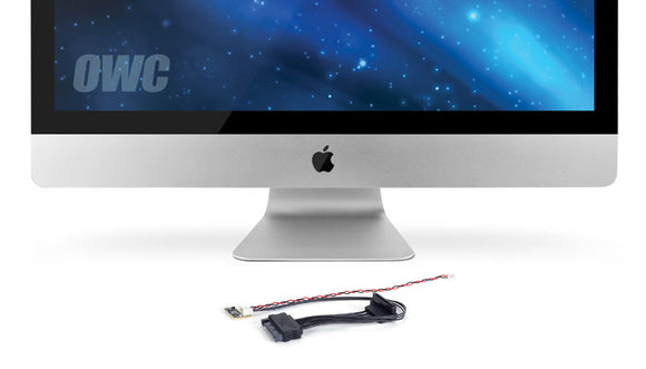 OWC In-line Digital Thermal Sensor Cable for iMac 2009-2010 HDD/SSD Upgrade (no tools, SSD requires bracket)