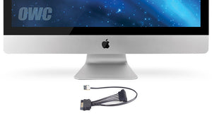 OWC In-line Digital Thermal Sensor Cable for iMac 2011 HDD/SSD Upgrade (no tools, SSD requires bracket)