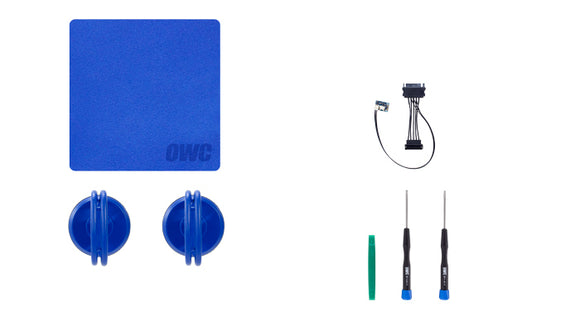 OWC HDD/SSD Upgrade Kit for all iMac 2011 Models (tools included, SSD requires bracket)