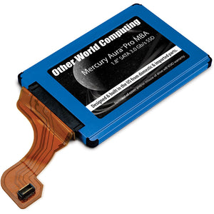OWC Aura Pro 120GB SSD Upgrade Kit for MacBook Air (Late 2008) (tools included)