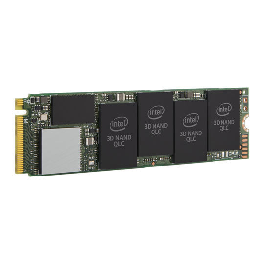Intel 660P 2TB NVMe M.2 PCIe 3.0 x4 80mm (2280) Internal SSD