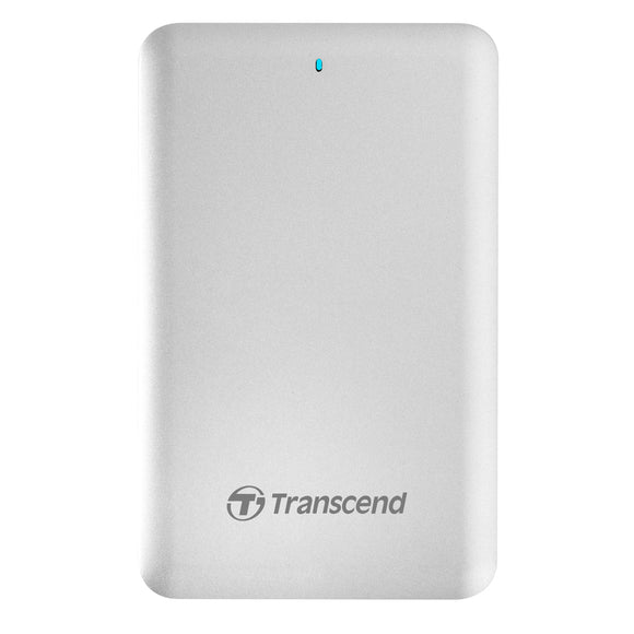 Transcend StoreJet 500 256GB Portable SSD w/ Thunderbolt & USB 3.0 cable