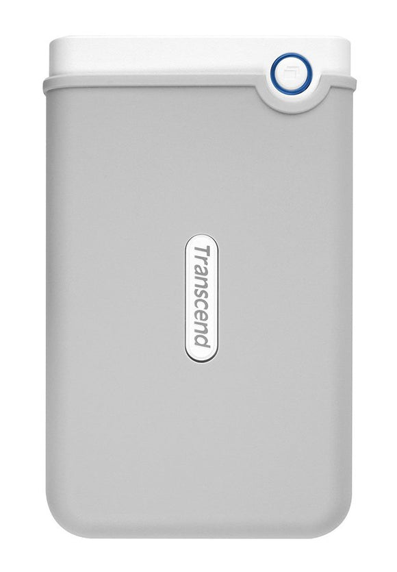 Transcend StoreJet 100 2TB Portable HDD for Mac w/ USB 3.1 Gen 1 Type-A interface