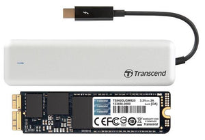 Transcend Jetdrive 825 960GB AHCI PCIe 3.0 x2 SSD for Mid 2013-2017 Macs (includes tools and enclosure)