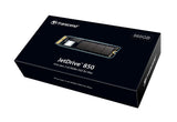 Transcend Jetdrive 850 960GB NVMe PCIe 3.0 x4 SSD for Mid 2013-2017 Macs (inc. tools, High Sierra or above needed)