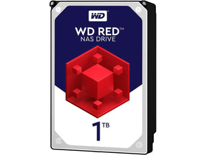 "WD Red 1TB 5400RPM 64MB Cache SATA 6.0Gb/s 3.5"" NAS Internal Hard Drive"