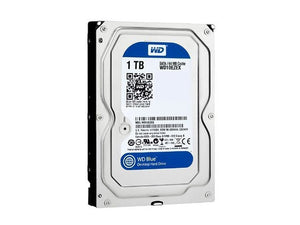 "WD Blue 1TB 7200 RPM 64MB Cache SATA 6.0Gb/s 3.5"" Desktop Internal Hard Drive"