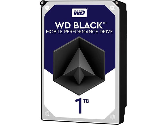 WD Black 1TB 7200RPM 32MB Cache SATA 6.0Gb/s 2.5