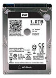 "WD Black 1TB 7200RPM 32MB Cache SATA 6.0Gb/s 2.5"" 9.5mm Laptop Internal Hard Drive"