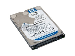 Western Digital Scorpio Blue 1TB 2.5 inch Notebook Hard Drive