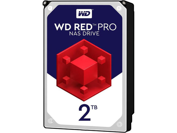 WD Red Pro 2TB 7200RPM 64MB Cache SATA 6.0Gb/s 3.5