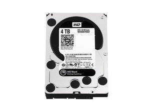 Western Digital Black 4TB 3.5 inch Desktop Hard Drive