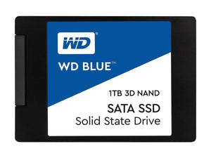 "WD Blue 1TB 2.5"" 7mm SATA III Internal SSD"