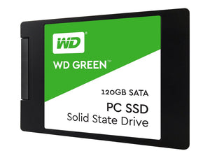 "WD Green 120GB 3D NAND 2.5"" 7mm SATA III Internal SSD"