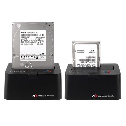 NewerTech Voyager S3 - Hard Drive Docking Solution - USB 3.0