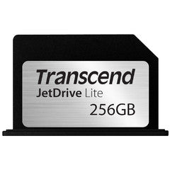Transcend Jetdrive Lite 330 256GB Add-in Memory Card for MacBook Pro Retina 13-inch (Late 2012 - Early 2015)